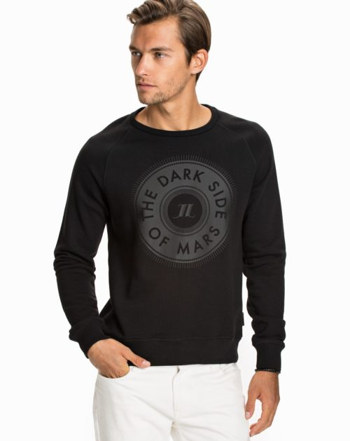 Giant sweat crew neck